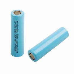 Аккумулятор Proconnect 18650 unprotected Li-ion 2000 mAH пакет \