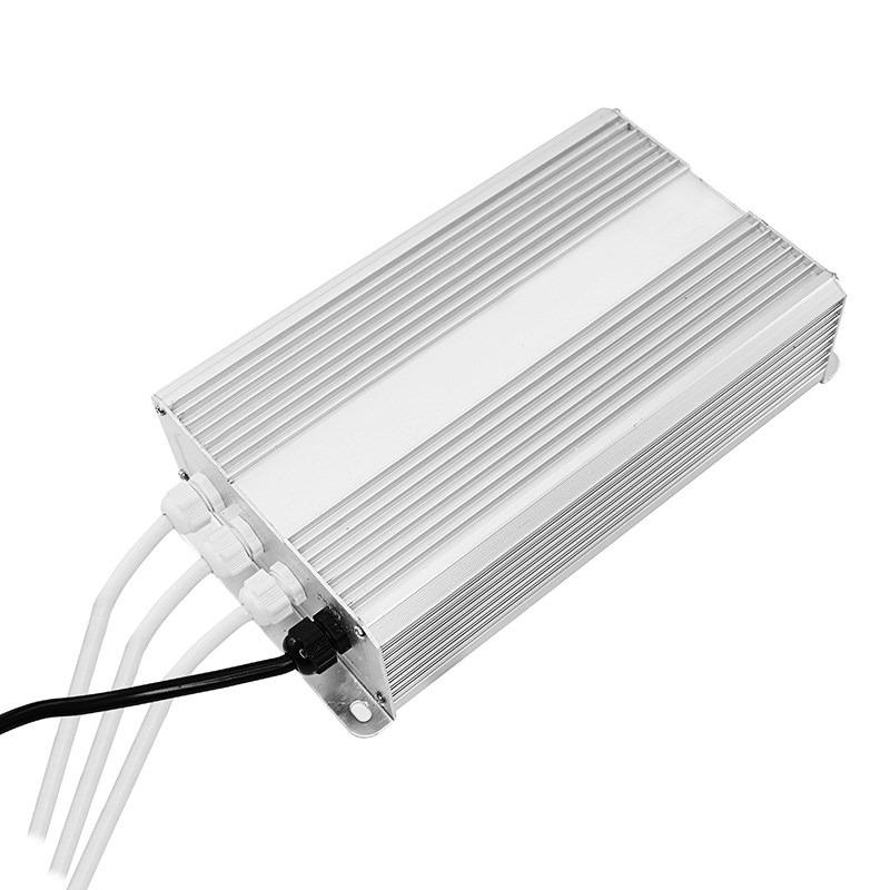Источник питания 12 V 200 W с проводами, влагозащищенный (IP67) Al