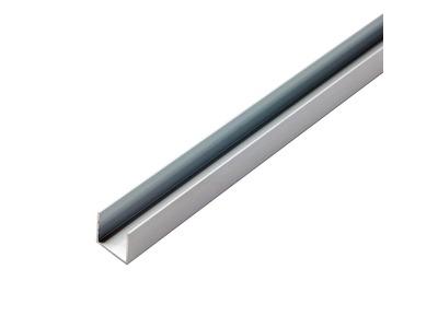 Короб металл для Гибкого Неона 12х26, 1м