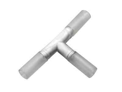 T - коннектор для трехжильного дюралайта ∅13мм