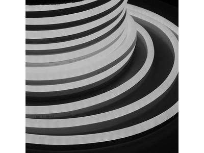 Гибкий неон DIP 12x26мм - белый, бухта 50 м