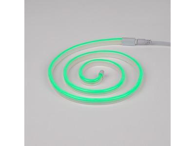 Набор для создания неоновых фигур NEON-NIGHT «Креатив» 180 LED, 1.5 м, зеленый