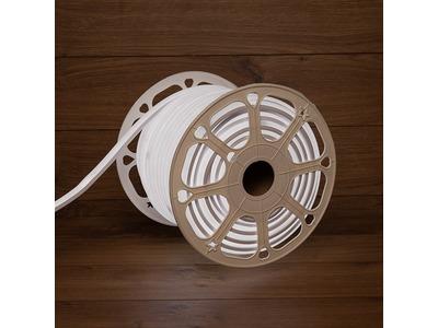 Гибкий неон LED SMD, форма – D, 16х16 мм, белый, 120 LED/м, бухта 50 м