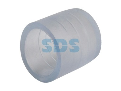 Заглушка для гибкого неона 12х12 мм