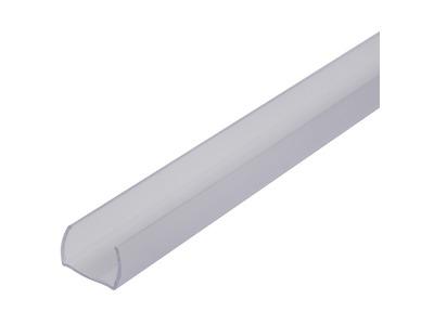 Короб пластиковый для гибкого неона 12х12мм, длина 1 метр