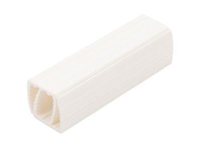 Клипса пластиковая 5 см для одностороннего гибкого неона 8х16 мм