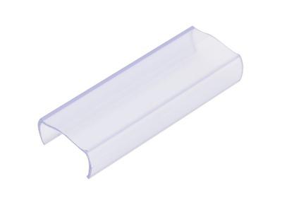 Клипса пластиковая для гибкого неона формы D 16х16 мм