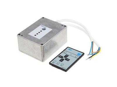 Контроллер для белт-лайта, светодиодные лампы 230 В, 3500Вт 4 кан. х 4,0 А, ДУ IP54