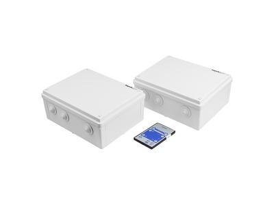 Контроллер для белт-лайта, светодиодные лампы 230 В, 3520Вт 16 кан. х 1 А, ДУ IP54