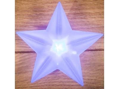 """""""Звезда"""" RGB на присоске 9*9 см"""
