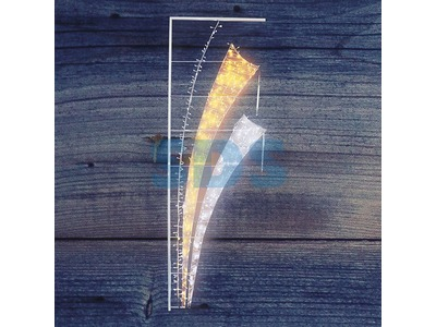 "Фигура световая ""Салют"", 210 светодиодов, размер 225*75см NEON-NIGHT"
