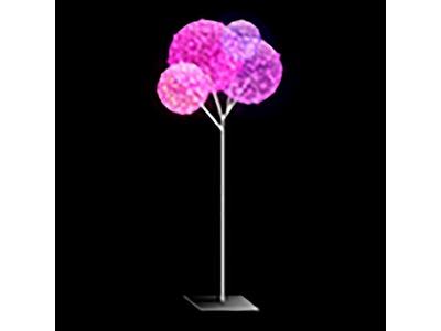 Декоративная 3D фигура Подарок-2 100 см (цвет на выбор)