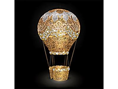 Декоративная фотозона Веселые друзья 150 см (цвет на выбор)