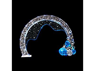 Декоративная декорация Трон 190 см (цвет на выбор)