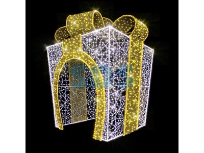 Декоративная декорация Подарок 5,5 м