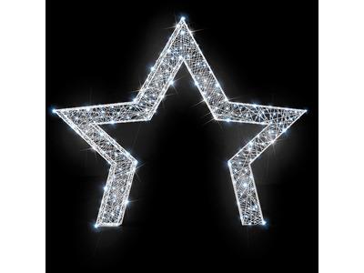 Декоративная арка Алмазная звезда