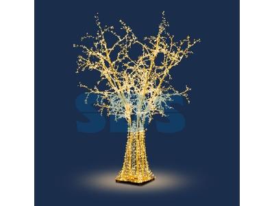Декоративная 3D фигура Дерево