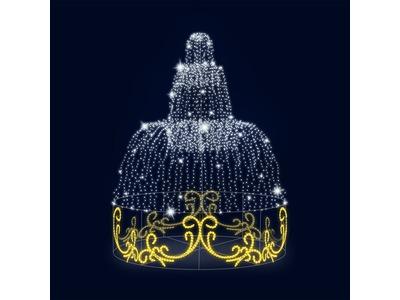 Декоративный фонтан Фантазия