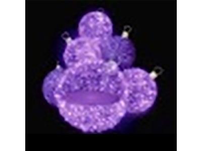 Декоративная фотозона Медвежонок 270 см