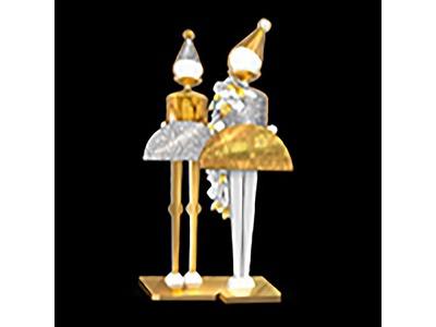 Декоративная фотозона Сказочная скамейка 220 см (цвет на выбор)