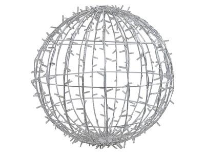 Шар светодиодный Ø 80 см, 450 светодиодов, теплый белый цвет свечения с эффектом мерцания, NEON-NIGHT