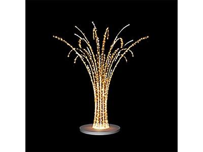 Декоративная 3D фигура Дерево 300 см (цвет на выбор)