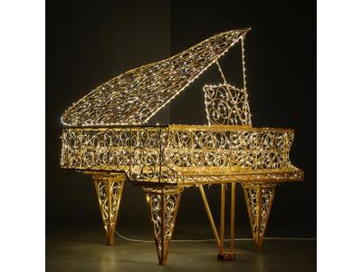 Декоративная декорация Подарочная коробка 50 см (цвет на выбор)