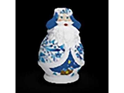 Декоративная объемная фигура Дед Мороз 180 см (цвет на выбор)