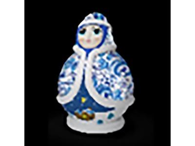 Декоративная объемная фигура Снегурочка 180 см (цвет на выбор)