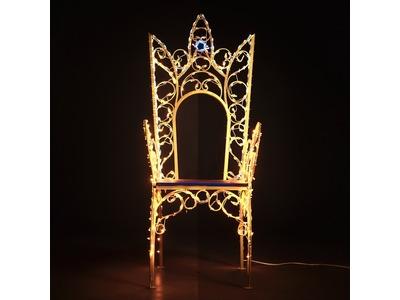 Декоративная декорация Трон «Magiс» 180 см (цвет на выбор)