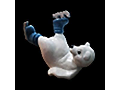 Декоративная объемная фигура Медведь «Funny-5» 95 см (цвет на выбор)