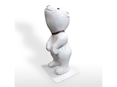 Декоративная объемная фигура Медведь «Полярный-1» 120 см