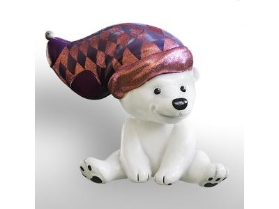 Декоративная объемная фигура Медведь «Полярный-2» 150 см