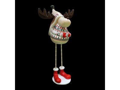 Декоративная объемная фигура Лось «Nordic-3» 164 см (цвет на выбор)