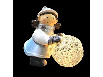 Декоративная объемная фигура «Зимние забавы-3» 150 см (цвет на выбор)