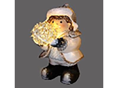 Декоративная объемная фигура «Зимние забавы-4» 150 см (цвет на выбор)