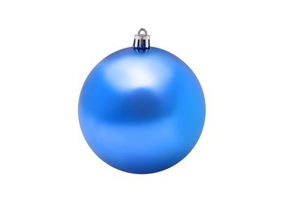 Елочная фигура «Шар» Ø 10 см, цвет синий NEON-NIGHT