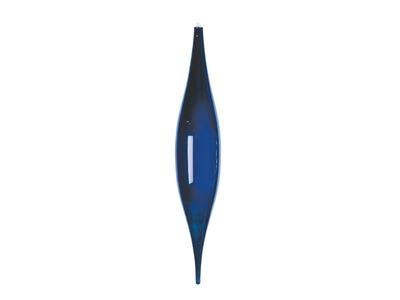 """Елочная фигура """"Сосулька"""", 56 см, цвет синий"""