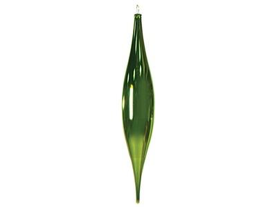 """Елочная фигура """"Сосулька"""", 91 см, цвет зеленый"""