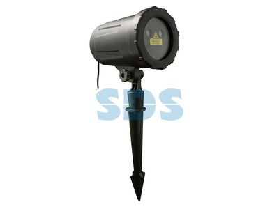Лазерный проектор с эффектом «Северное сияние» с пультом ДУ, 220 В