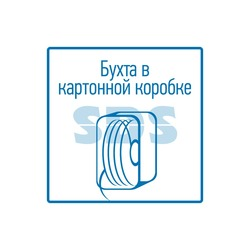 Кабель витая пара PROconnect FTP 4PR 24AWG, CAT5e (бухта 305 м)