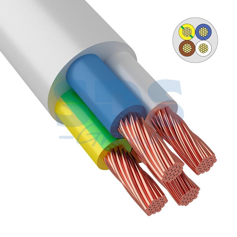 контрольный кабель кввг 4х1.5