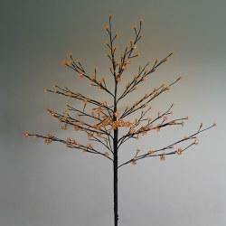 Дерево белого цвета