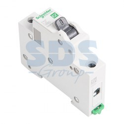 EZ9F34110 Автомат 1-полюсный 10А 4,5кА (хар-ка C) EASY 9 Schneider Electric