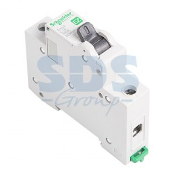 EZ9F34116 Автомат 1-полюсный 16А 4,5кА (хар-ка C) EASY 9 Schneider Electric