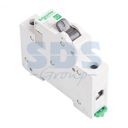 EZ9F34140 Автомат 1-полюсный 40А 4,5кА (хар-ка C) EASY 9 Schneider Electric