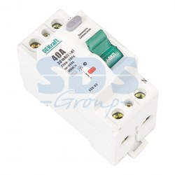 EZ9F34350 Автомат 3-полюсный 50А 4,5кА (хар-ка C) EASY 9 Schneider Electric