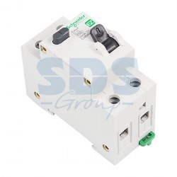 EZ9D34610 Дифф. автомат 1P+N 10A 30mA, тип АC, 4.5kA, (хар-ка C) EASY 9 Schneider Electric