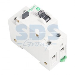 EZ9D34620 Дифф. автомат 1P+N 20A 30mA, тип АC, 4.5kA, (хар-ка C) EASY 9 Schneider Electric
